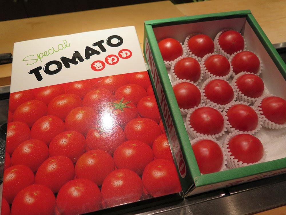 加藤農園のフルーツトマト、特選「きわめ」