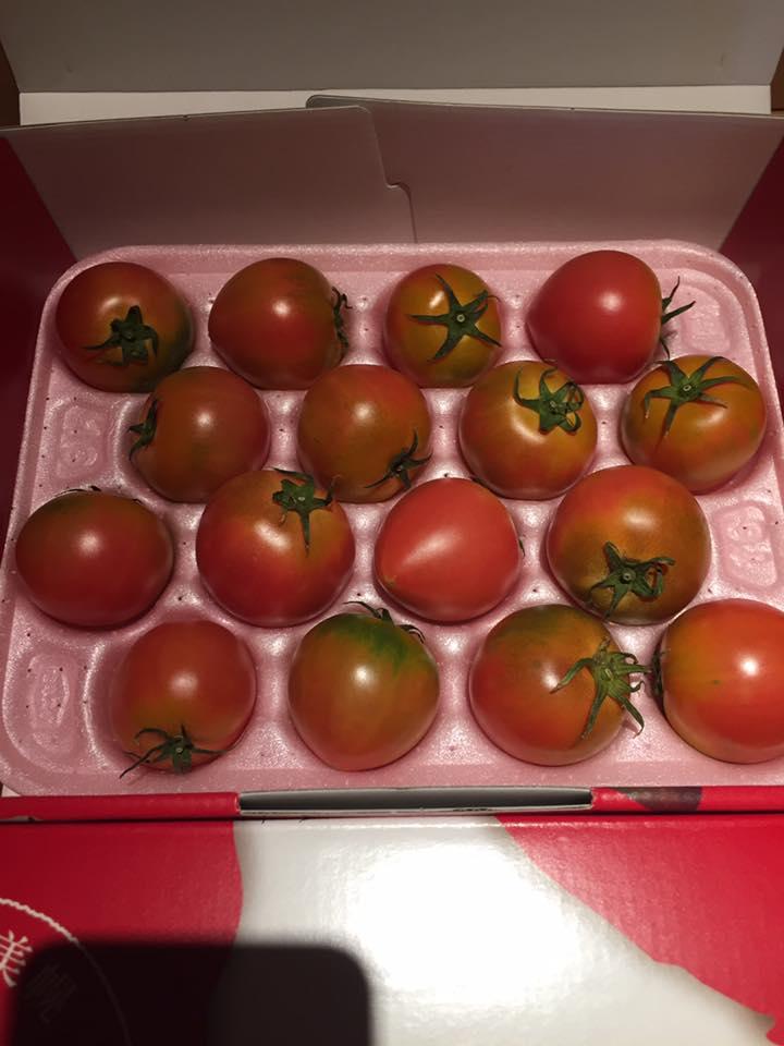 オホーツク産塩トマト