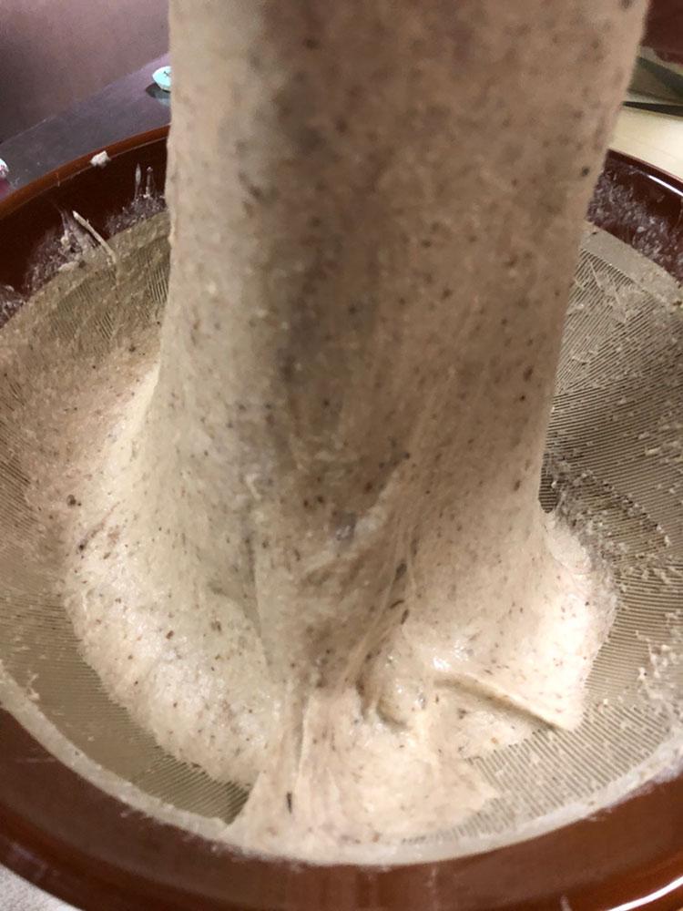 南知多で採れた天然自然薯